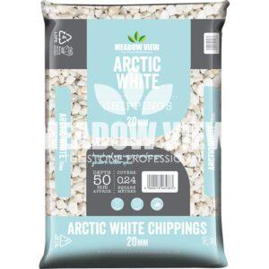 Arctic White 20mm
