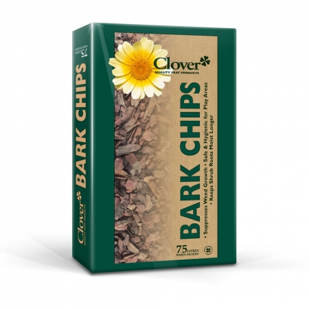 Clover Bark Chips