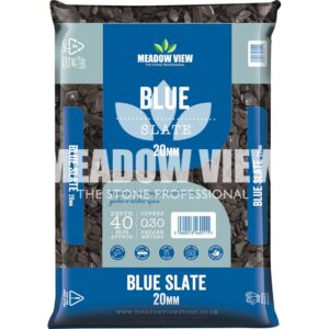 Meadow View Blue Slate 20mm